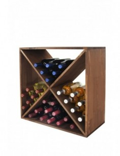 Regał na wino RW-6-4...