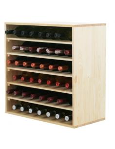 Regał na wino RW-6-3 60x60x30