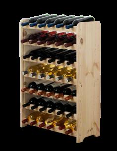 Regał na wino RW-3-42...