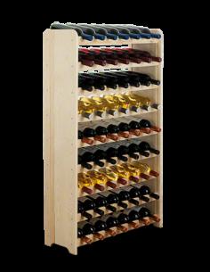 Regał na wino RW-3-63...