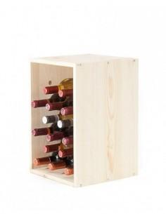 Regał na wino RW-6-1 45x30x30
